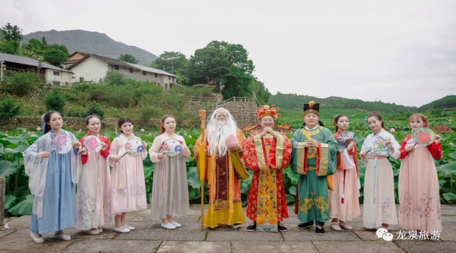 6月21日,龙泉这个村有一大批